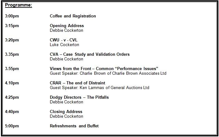 seminar schedule 2014